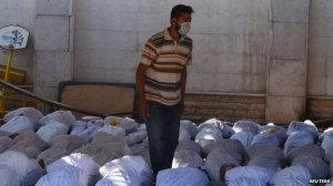 syria dead