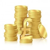 14476063-stacks-of-gold-coins-and-pound-sterling-sign