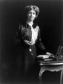 220px-Emmeline_Pankhurst2