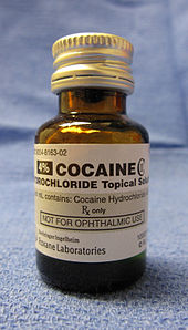 170px-Cocaine_hydrochloride_CII_for_medicinal_use