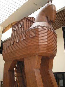 Trojan Horse artifact