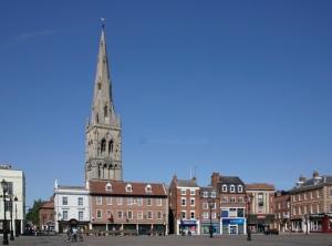 Newark_on_Trent_UK_Market_Square