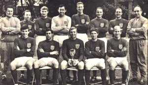 World Cup 1966 England Winning Team