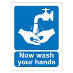 nowwash hands