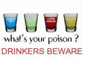 alcoholics